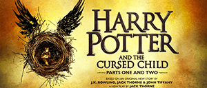 Harry Potter op Broadway Tickets