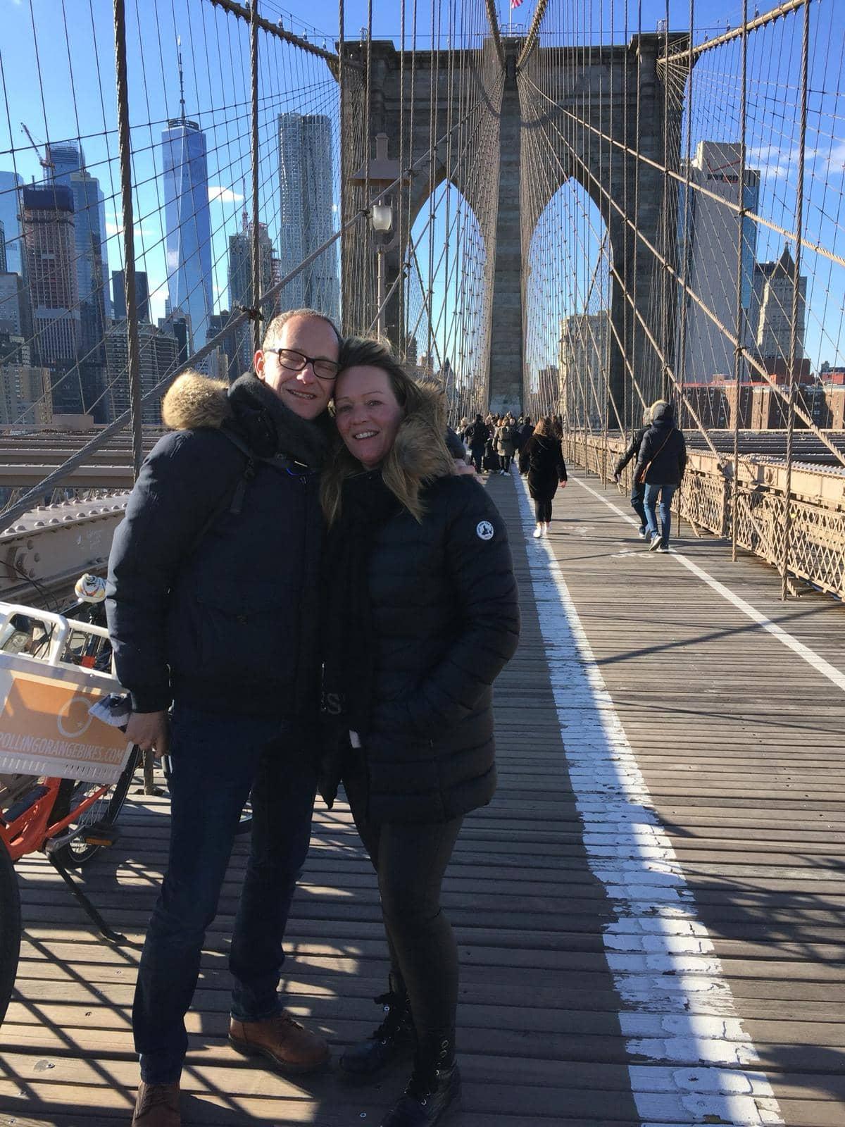 Win een trip naar New York - Brooklyn Bridge