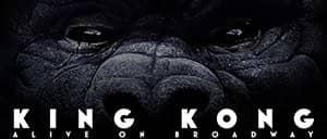 King Kong de Musical op Broadway Tickets