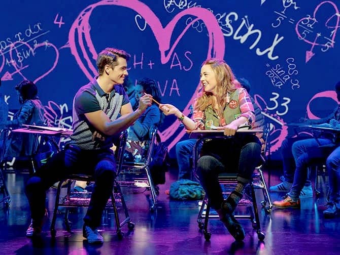 Mean Girls op Broadway Tickets - Romantiek