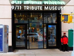 911 Tribute Museum in New York