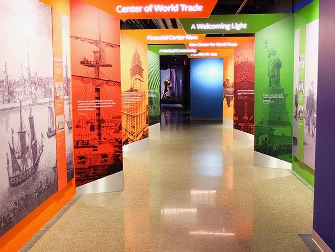 911 Tribute Museum in New York - Geschiedenis