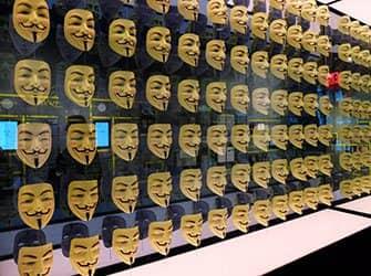 SPYSCAPE Spionagemuseum in New York - Anonymous