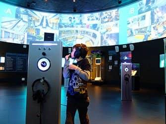 SPYSCAPE Spionagemuseum in New York - Surveillance