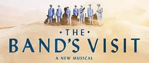 The Band's Visit op Broadway Tickets