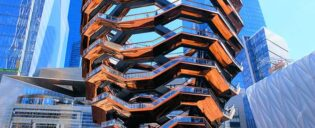 Hudson Yards Vessel in New York