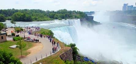 Dagtrip Niagarawatervallen