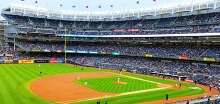 Bezoek een Yankees wedstrijd
