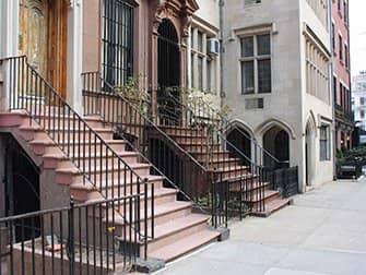 Klassieke Filmtour in New York - Breakfast at Tiffany's gebouw