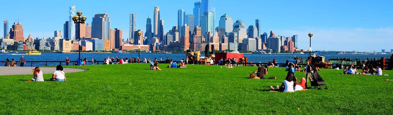 De beste parken in New York