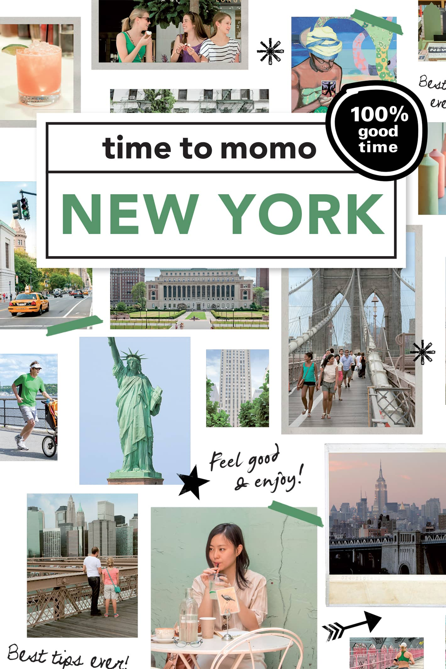 time to momo New York