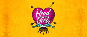 Head over Heels op Broadway Tickets