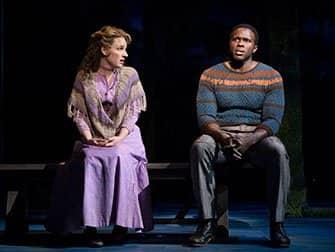 Carousel op Broadway Tickets - Julie en Billy