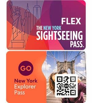 Verschil tussen New York Sightseeing Flex Pass en New York Explorer Pass