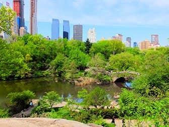 Verschil tussen New York Sightseeing Flex Pass en New York Explorer Pass - Central Park