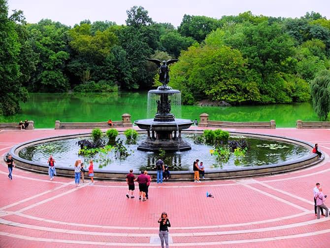 Elektrische Fietstour in New York - Central Park