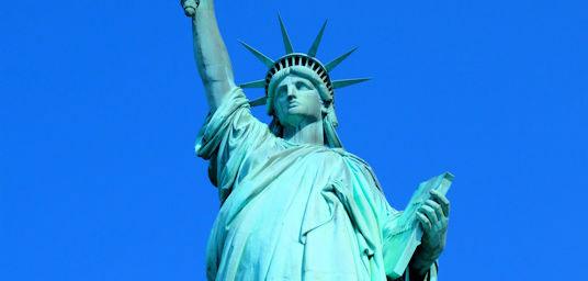 Lady Liberty's verjaardag