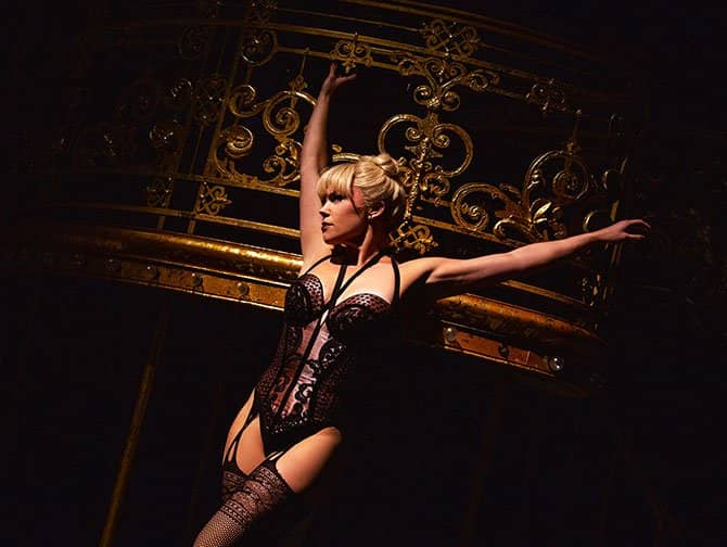 Moulin Rouge! The Musical op Broadway Tickets - Nini