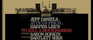 To Kill a Mockingbird op Broadway Tickets