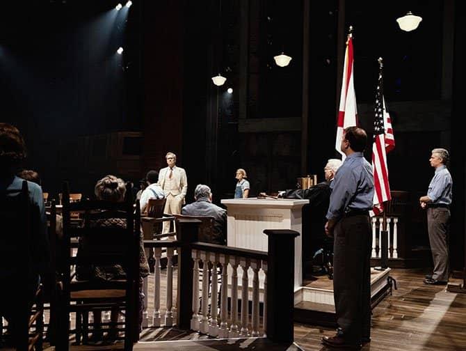 To Kill a Mockingbird op Broadway Tickets - In De Rechtbank