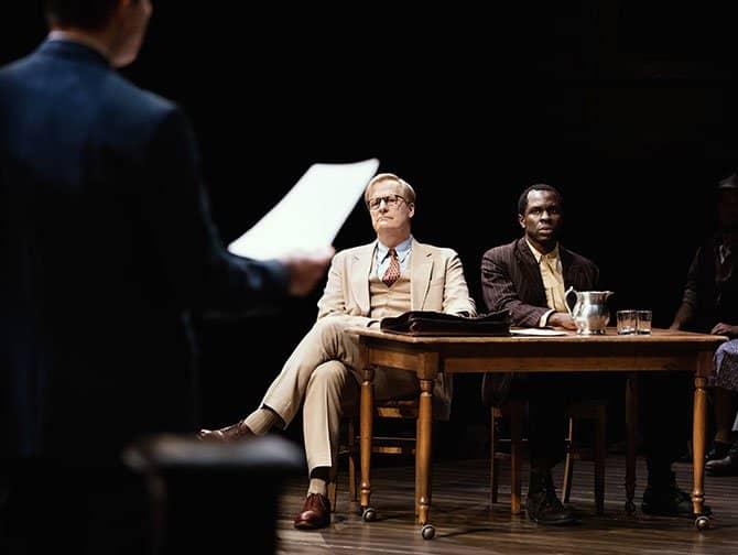 To Kill a Mockingbird op Broadway Tickets - Proces