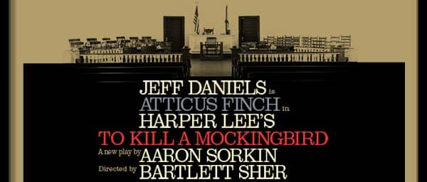 To Kill a Mockingbird op Broadway Tickets