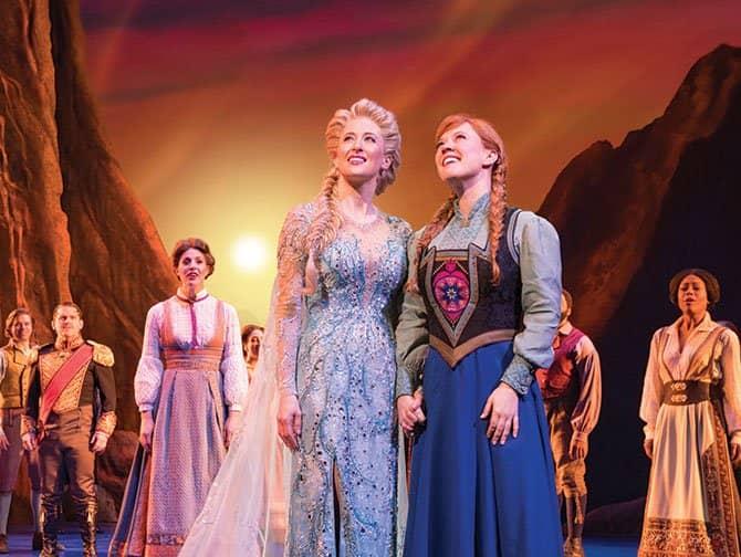Broadwaymusicals voor Kinderen - Frozen