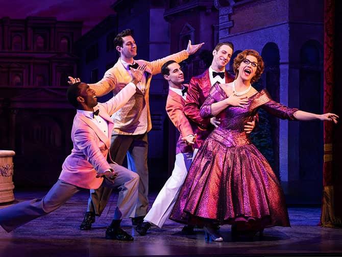 Tootsie op Broadway Tickets - Dorothy Michaels