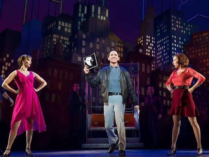 Tootsie op Broadway Tickets - Michael Dorsey