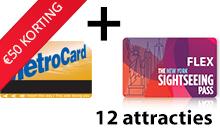 Unlimited + 12 attracties