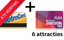 Unlimited en 6 attracties