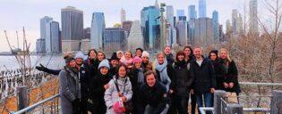 Groepsreis naar New York