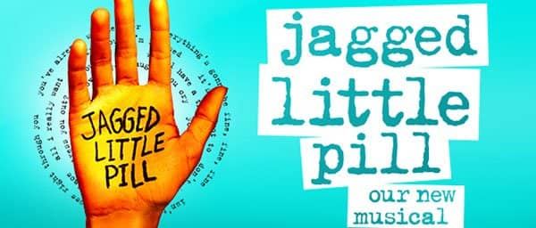 Jagged Little Pill op Broadway Tickets