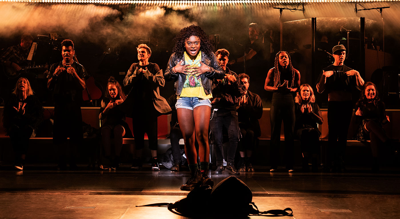 Jagged Little Pill op Broadway tickets - Frankie