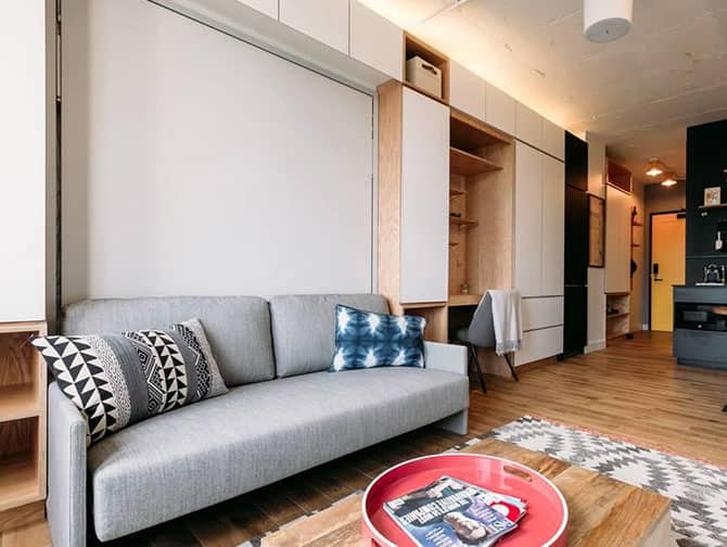 Appartementen in New York - WeLive Wall Street