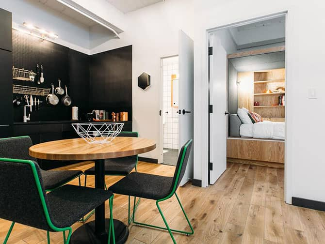 Appartementen in New York - WeLive apartment