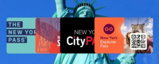 Vergelijking New York Voordeelpassen