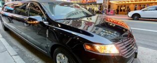 Limousine in New York Huren