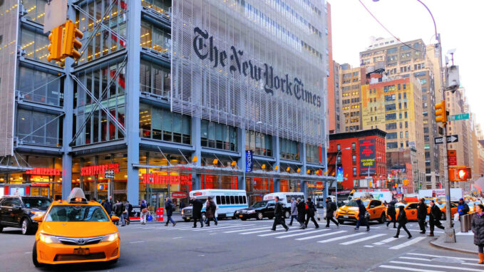 The New York Times – Zoom