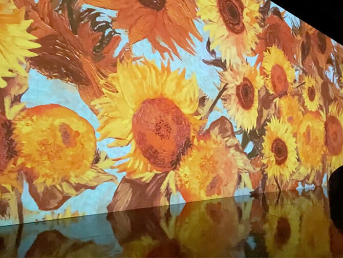 Van Gogh: The Immersive Experience in New York Tickets